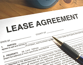 Lease Re-Gearing